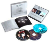 Queen - Platinum Collection: Greatest Hits 1-3 [ CD] Boxed Set Sealed NEW