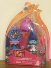 Dreamworks Trolls Maddy's Hair Studio Figurine Playset New in package