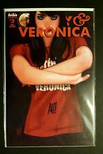 Betty & Veronica #3b Veronica Variant Signed By Adam Hughes