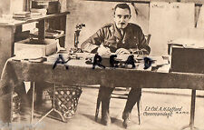WW1 Officer Arthur Hunt Safford 23rd CCS & 2nd Cavalry Division RAMC
