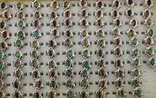 Fashion Jewelry Wholesale Lots 85pcs dolphin change color mood rings EH196