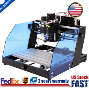 CNC3020 CNC Laser Engraving Machine Carving Router Metal Woodworking Cutter