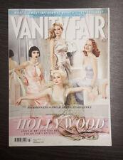 March Vanity Fair Celebrity Monthly Magazines