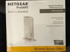Netgear ProSafe wireless access point N300 single radio WN203