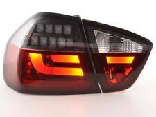 Coppia Fari Fanali Posteriori Tuning LED BMW serie 3 E90 LTI 2005-08 rosso fume'