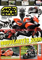 MOTO REVUE 3820 Essai MV AGUSTA F4 1078 RR Brutale TRIUMPH HARLEY DAVIDSON 2009