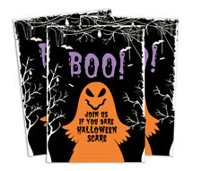 Halloween Printable Write In Blank Invites Party Supplies 28 Pcs -DS-IN63A
