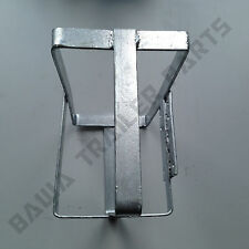 BOLT ON GALVANISED JERRY CAN HOLDER FOR 4WD! CARAVAN! TRAILER PARTS