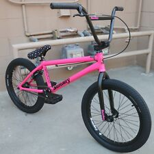 "2019 SUNDAY BIKE BMX FORECASTER 20"" BICYCLE HOT PINK AARON ROSS FIT CULT KINK"
