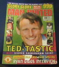GLORY GLORY MAN (MANCHESTER) UNITED SEPTEMBER 1997 - RYAN GIGGS INTERVIEW
