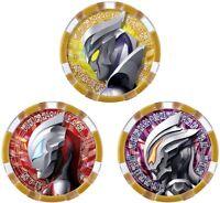 NEW Bandai Ultraman Z DX Ultra Medal Ultraman Z Delta rise claw Set from Japan