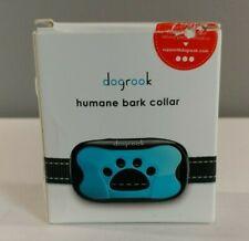 Dogrook Humane Bark Collar Rechargeable No Shock Training Dog Collar 10-110 Lbs