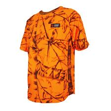 Stoney Creek Bush Tee - Blaze Orange, Hi Vis Hunting T-Shirt, Deer Hunting