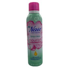 Nair Sprays Away Nourish - Japanese Cherry Blossom Hair Remover 7.5 oz