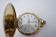 A. Lange & Söhne - Taschenuhr ALS 1A Qualität Von 1893 750er Gold V.Händler