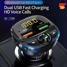 Auto Bluetooth Radio Adapter USB Ladegerät Für Handy MP3 Player Freisprechanlage