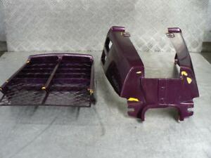 YAMAHA BANSHEE 350 RADIATOR GRILL PLASTICS - MOTOCROSS / ATV