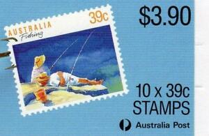Australia MNH MUH - 1989 Sport - Fishing (Booklet)