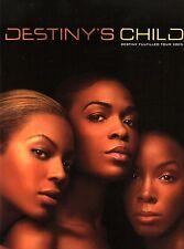 Beyonce / Destiny'S Child 2005 Tour Concert Program Book / Near Mint 2 Mint