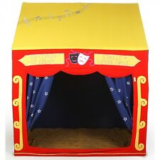 Unisex Theatre Stage Puppet Show Playhouse / Playtent / Wendy House by Win Green