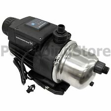 Grundfos MQ3-35 Booster Pump, 3/4HP, 115V, 96860172