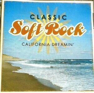 Classic Soft Rock - California Dreamin', Time Life  -  CD, VG