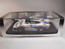 Spark (S2045) - 1/43 Scale - Porsche - 935 K3 - Le Mans - 1980 - Car #70 - MIB