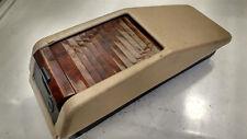 MERCEDES W124 CUBBY STORAGE BOX CREAM