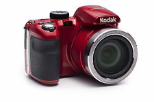 "Kodak PixPro AZ421 16MP 42x Optical Zoom 3"" LCD Digital Camera - Red"