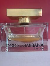 Dolce & Gabbana The One 75ml EDP Spray Used Around 20% Remaining