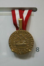 1976 Innsbruck Austria winter olympic gold medal with ribbon!