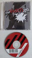 U2 VERTIGO CD Single 3' INCH