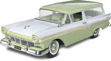 Revell Inc 1:25 1957 Ford Del Rio Ranch Wagon 2'n'1 Model Kit RMX854193 85-4193