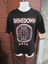 Shinedown 2013 Concert Tour T shirt adult XL