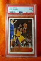 1996 Topps #138 🔥Kobe Bryant🔥 Lakers RC PSA 9 MINT -NEW PRISTINE SLAB 😲☝