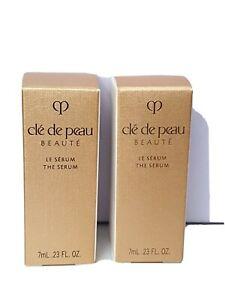 Cle De Peau Beaute Le Serum The Serum - 7ml X 2 So 14ml New boxed