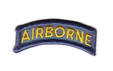 """AIRBORNE """"Tab"""" Blue / Teal (Fabrication Actuelle)"""