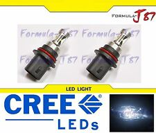 CREE LED 30W 9004 HB1 WHITE 5000K TWO BULB HEAD LIGHT REPLACEMENT QUALITY SHOW