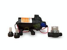 Pompa Autoclave 12V  3 BAR  11,6 l/min 45PSI basso consumo nautica camper barca