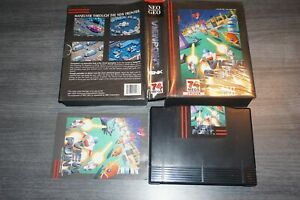 View Point (Neo Geo AES English) Complete in Box GREAT Shape Viewpoint