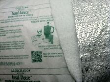 INSUL pile isolierendes volume tessuto non tessuto (calda O. a freddo) 114 cm br, MW, (€ 9,00/m)