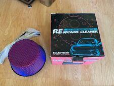 RE Amemiya RX7 Pod Filter Air Intake Rare FD3S 13B Feed Mazda Mazdaspeed JDM