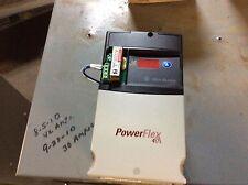 Allen-Bradley PowerFlex 40, NOS, #22D-D1P4N104, .5hp, ser-A, output 0-460v