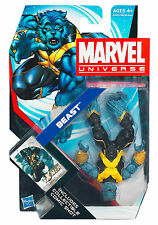 "BESTIA capovolto VARIANT MARVEL UNIVERSE 3.75 ""Action Figure Infinite legende"