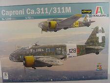 Caproni Ca. 311/311 M Aufklärer u. Bomber - Italeri  Bausatz 1:72 -   1390  #E
