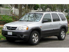 Mazda Tribute 2001-2006 Half Size Car Cover