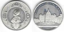 PAPA LEONE XIII med. straordinaria Basilica di S.Pietro - Vatican medal (med.4)