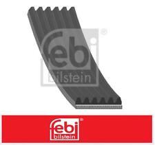 BMW E87 118d 120d 2004-2007 Fan Drive Belt +AC FEBI 6PK1839  BMW 11287790450
