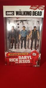 WALKING DEAD ALLIES LIMITED EDITION DELUXE BOX SET