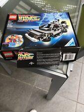 LEGO Back to The Future The DeLorean Time Machine (21103)